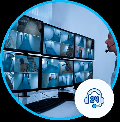 Monitoramento do supervisor eletrônico -NR Monitoramentos