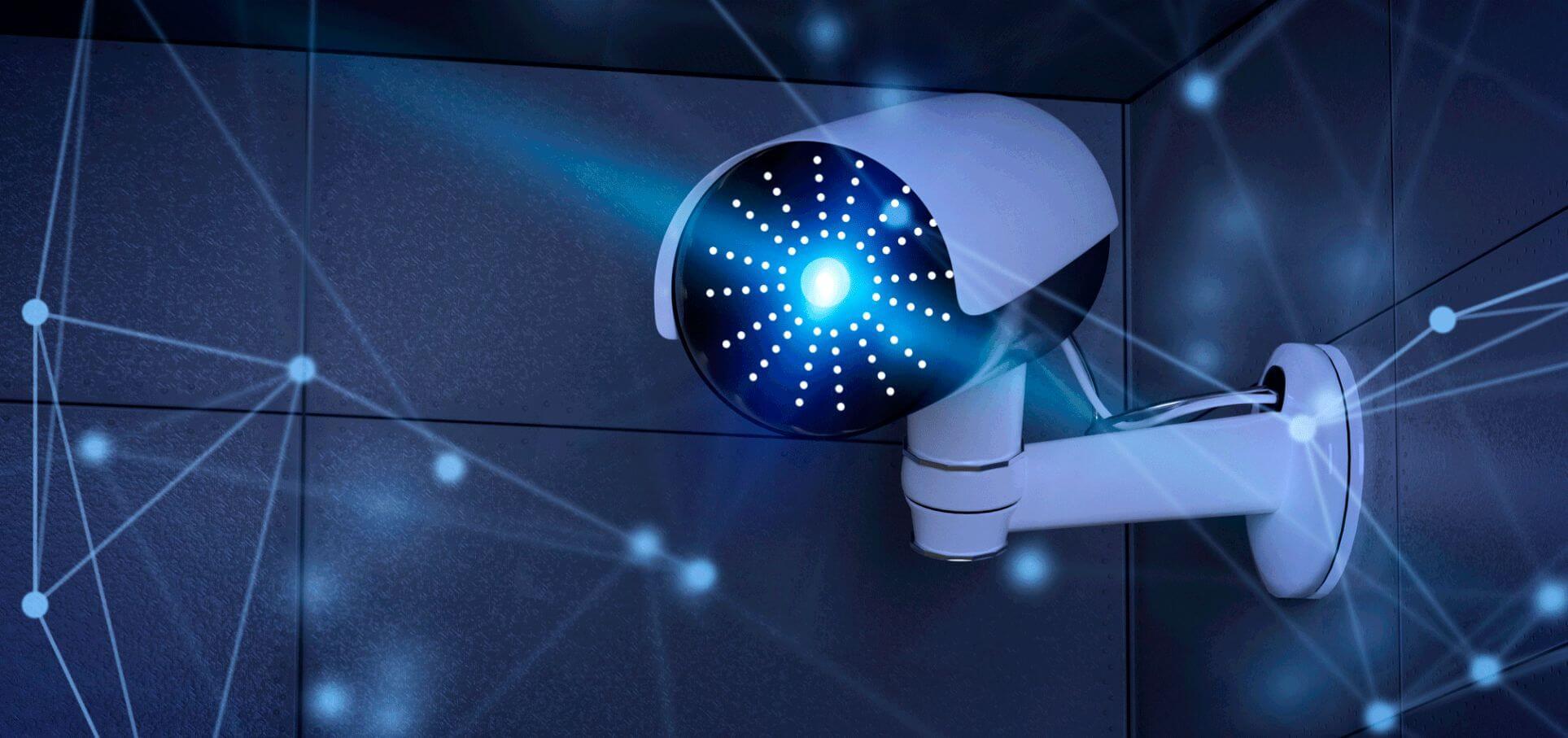 tecnologia - Monitoramento de câmeras